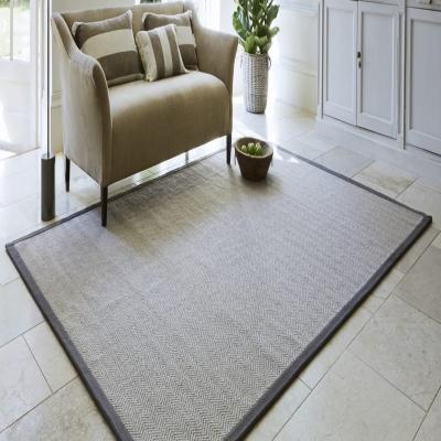 Wol Jacaranda Herringbone Karpet